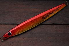ブリード オッターテイル鉛 110g アカキン/グローベリー