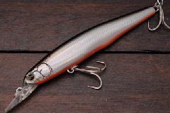 タックルハウス ビットストリーム FMD95 09シルバーブラックオレンジベリー