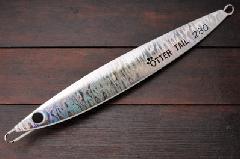 ブリード オッターテイル鉛 280g シルバー/グローベリー