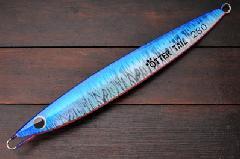 ブリード オッターテイル鉛 280g ブルー/ピンク