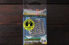 デコイ トレブル Y-S82 #2/0