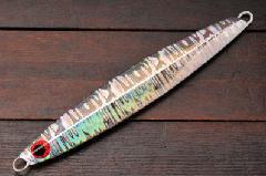 ワイルドギャンブラー ダイナ 130g シルバーゼブラグロー