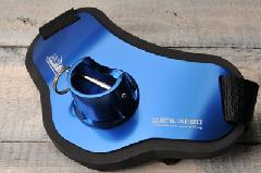 ホッツ ライトメタル ライトベルト2 ブルー