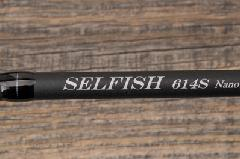 リップルフィッシャー セルフィッシュ 614S Nano