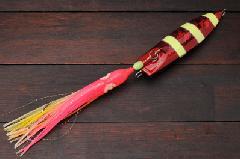 脇漁具 Wウェーブ ウラシマ�U 180g レッドゼブラグロー