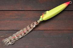脇漁具 Wウェーブ ウラシマ�U 150g フルグロー