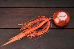 X�U クロスツー トリプルX 160g メタルオレンジ