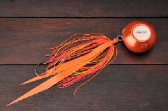 X�U クロスツー トリプルX 120g メタルオレンジ