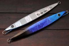ブリード オッターテイル鉛 170g ITS ブルーパープルブラック/ゼブラグロー