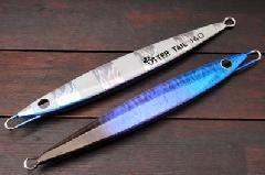 ブリード オッターテイル鉛 140g  ITS ブルーパープルブラック/ゼブラグロー