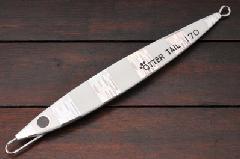 ブリード オッターテイル鉛 170g シルバー/ゼブラグロー