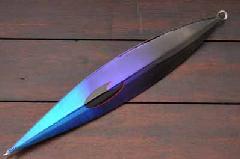 カレント REK レック 400g スーパーグロー ブルーパープルブラック/ゼブラグロー