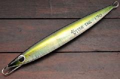 ブリード オッターテイル鉛 170g アジ/グローベリー