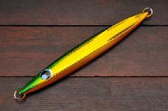ウロコ ウロコジグ 120g 004 グリーンゴールド