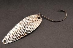 ムカイフィッシング 岩魚スプーン 5g 2シルバー