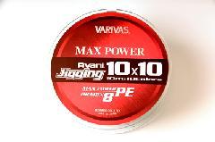 バリバス アバニ ジギング10×10 マックスパワー 4号 400m