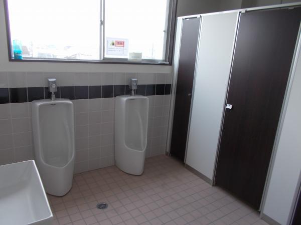 会社トイレ全面改装