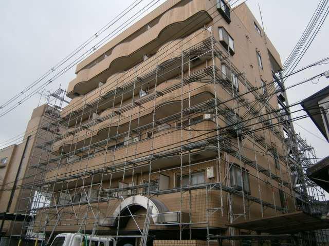 外壁塗装 タイル落下防止  コ−キング 屋上防水 ベランダ割れ補修