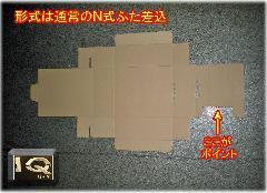 光通信機器の梱包箱