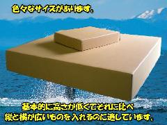 家具発送用 C式お弁当箱タイプ