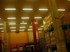 神奈川県横浜市倉庫の電気工事