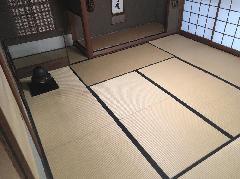 磯子区にあるお寺さんのお茶室