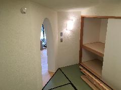 川崎市にある新築の和室です。
