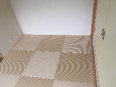 藤沢市にあるマンションの和室です。