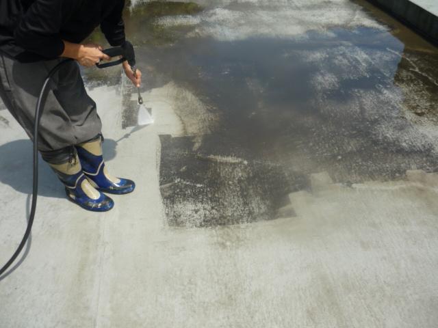 洗浄・クリーニング工事