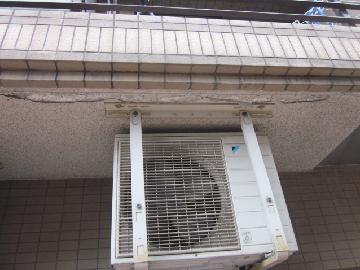 天井の欠損