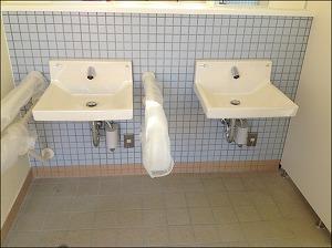 公園トイレ改修工事