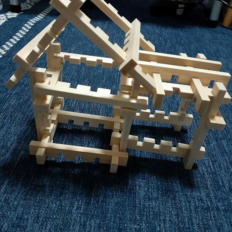 木造建築 A
