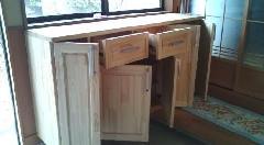 木製 下駄箱