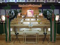 神式4号 (家族葬プラン)        実質会員価格 49万円