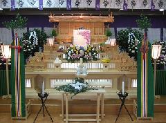神式3号 (家族葬プラン)        実質会員価格 63万円
