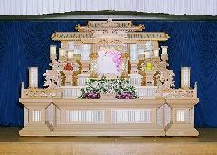 仏式5号 (一般葬プラン)       実質会員価格 35万円