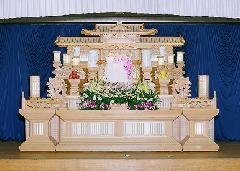 仏式4号 (一般葬プラン)       実質会員価格 49万円