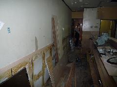 西新橋 飲食店の店舗改修工事
