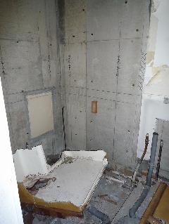 渋谷区 住居部分の改修工事