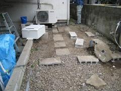 練馬区 A様邸 洗面所、ユニットバス増築