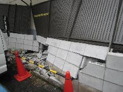 足立区S様邸ブロック、フェンス工事