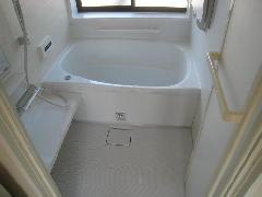 文京区Tビル浴室、洗面脱衣室リフォーム�D
