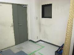 豊島区・A社・トイレ造作工事