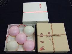 薯蕷饅頭(ブライダル用) 5個