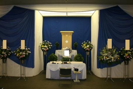 瓜破斎場で家族葬をしました。(実例)