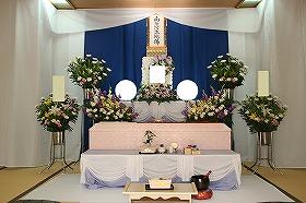 月江院式場で親族15人、すばる24万円プラン(実例)