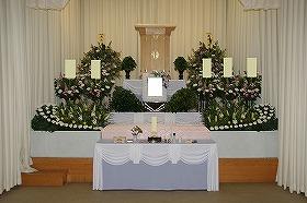 堺市立斎場・小式場で心のこもった友人葬(実例)