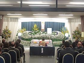 こころプラン100での一般葬