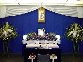 すばる24プランで瓜破斎場式場利用した家族葬(実例)