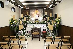 『家族葬』愛染ホールですばる24(実例)